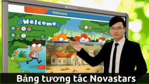 bảng tương tác Novastars