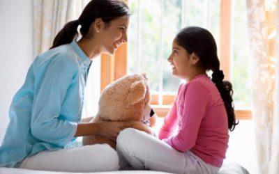 Giáo dục giới tính: Cần dạy từ lúc trẻ lên 3