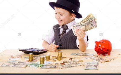 5 bài học về tiền bạc cha mẹ cần dạy ngay cho trẻ