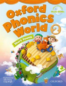 Phần mềm tiếng Anh Phonics World
