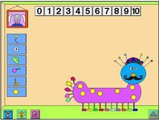 HDSD Kidsmart: Ngôi nhà toán học của Mili