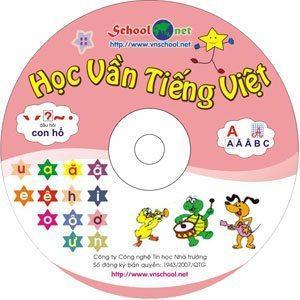 Phần mềm Học vần tiếng Việt