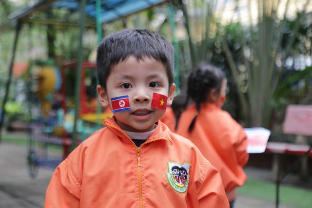 Novastars có một năm học thành công tại Trường Mẫu giáo Việt – Triều Hữu Nghị