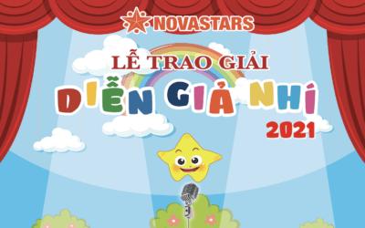 Kết quả cuộc thi Diễn giả nhí Novastars 2021